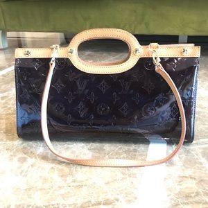 Louis Vuitton Vernis Roxbury Drive Amarante